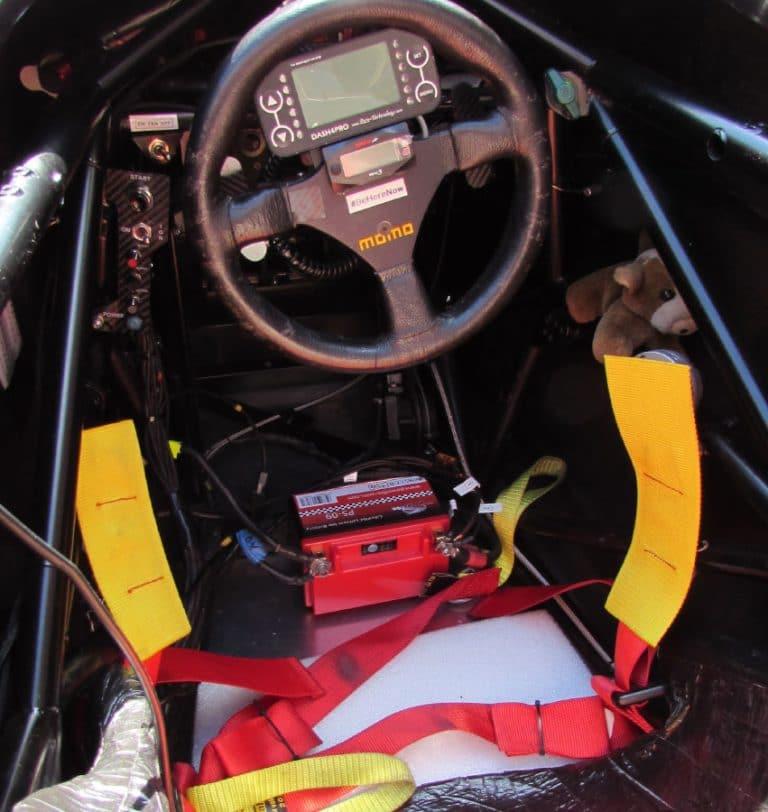 cockpit mygale f4