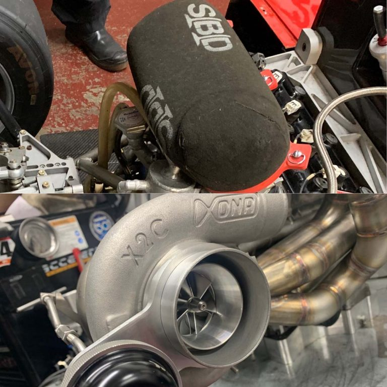 Hayabusa turbo conversion