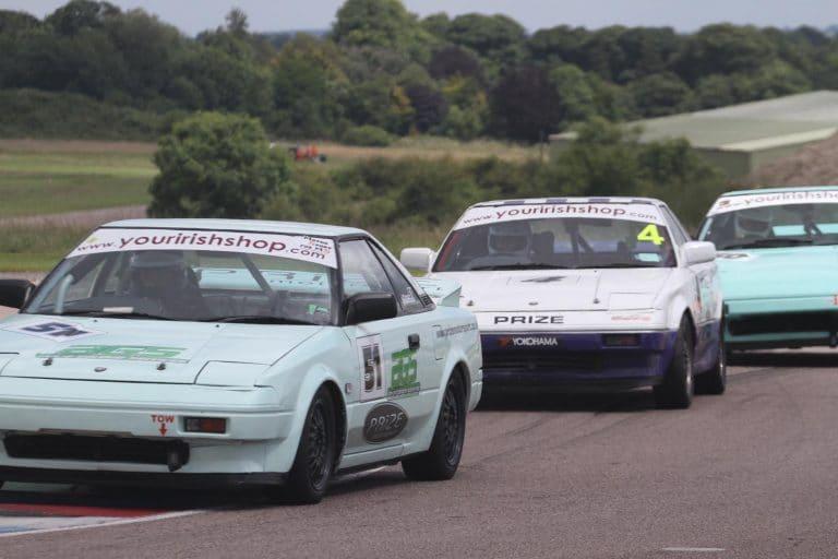 MR2 CARS RACING THRUXTON